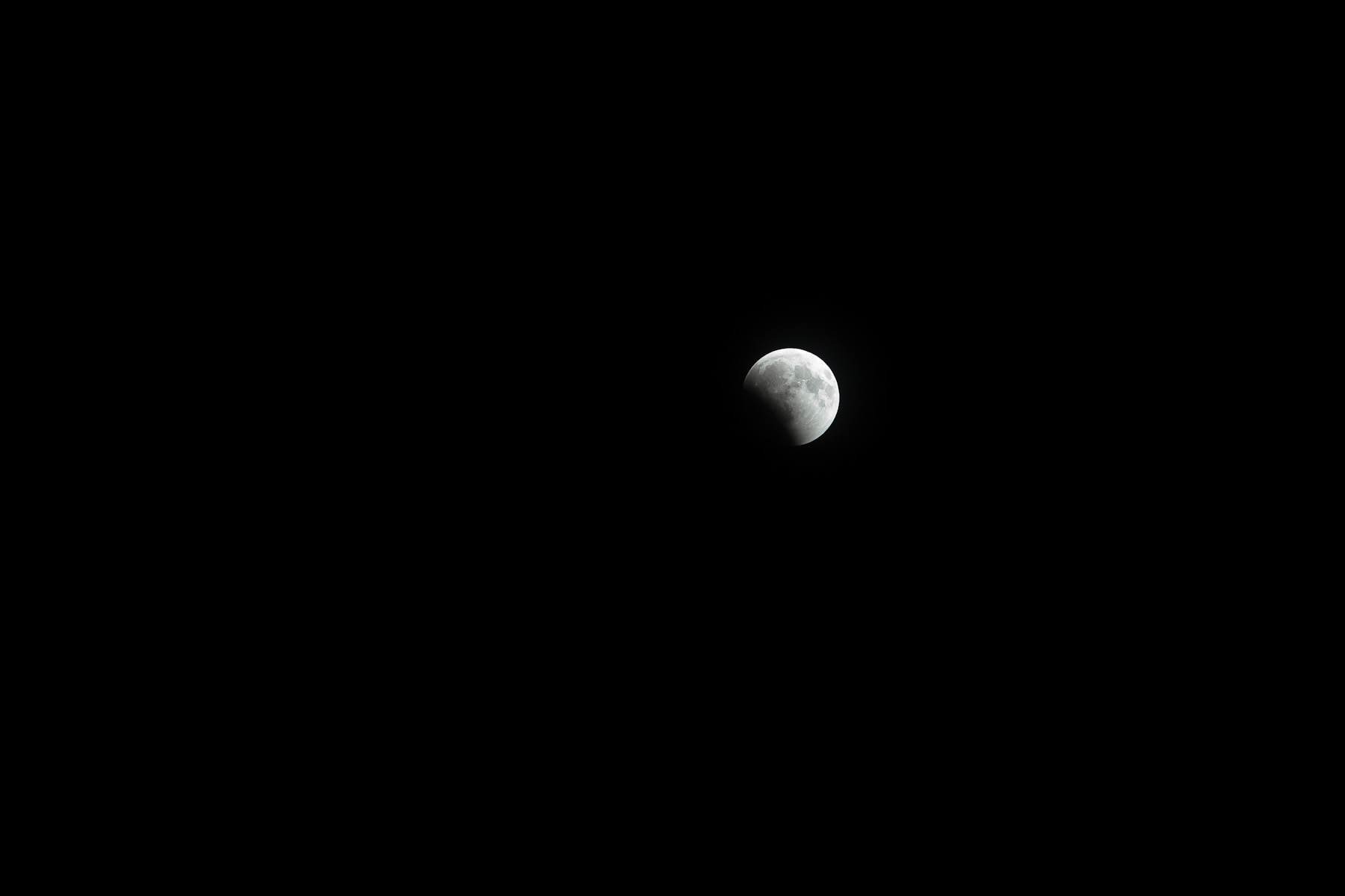 Lunar Eclipse Full Photo